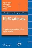 9789048111374: Eq-5d Value Sets: Inventory, Comparative Review and User Guide