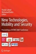 9789048114252: New Technologies, Mobility and Security