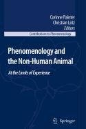 9789048114405: Phenomenology and the Non-Human Animal
