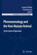 9789048114405: Phenomenology and the Non-Human Animal