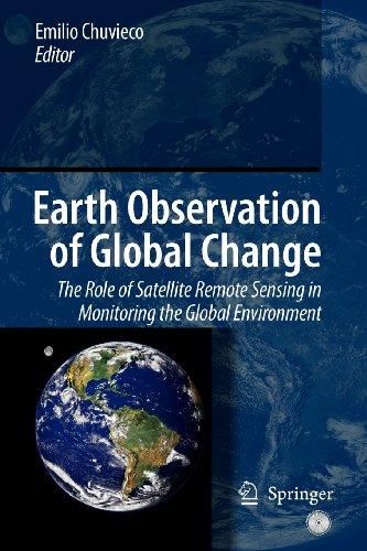 9789048114610: Earth Observation of Global Change