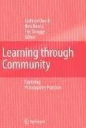 9789048115679: Learning Through Community