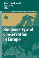 9789048116294: Biodiversity and Conservation in Europe
