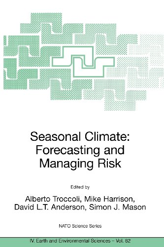 9789048116591: Seasonal Climate: Forecasting and Managing Risk