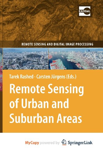 9789048117925: Remote Sensing of Urban and Suburban Areas