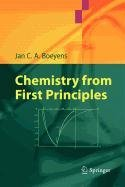 9789048120406: Chemistry from First Principles