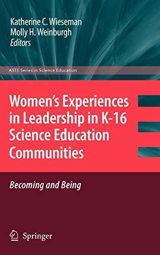 Women's Experiences in Leadership in K-16 Science: Wieseman, Katherine C.