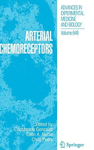 9789048122585: Arterial Chemoreceptors (Advances in Experimental Medicine and Biology)
