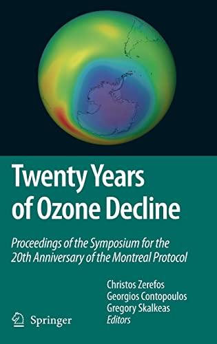 Twenty Years of Ozone Decline (Hardcover)