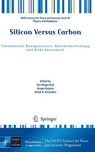 Silicon Versus Carbon: Fundamental Nanoprocesses, Nanobiotechnology and Risks Assessment (Hardback)