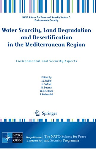 Water Scarcity, Land Degradation and Desertification in the Mediterranean Region: Environmental and...