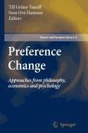 9789048125944: Preference Change