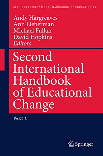 Second International Handbook of Educational Change: Andy Hargreaves