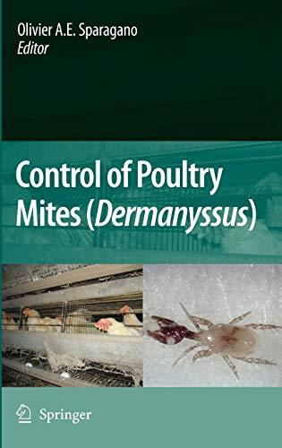 9789048127306: Control of Poultry Mites (Dermanyssus)