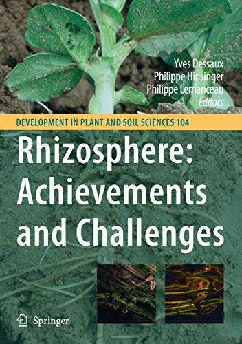 Rhizosphere: Achievements and Challenges (Hardback)
