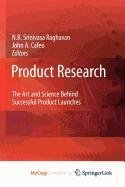 9789048128617: Product Research: The Art and Science Behind Successful Product Launches