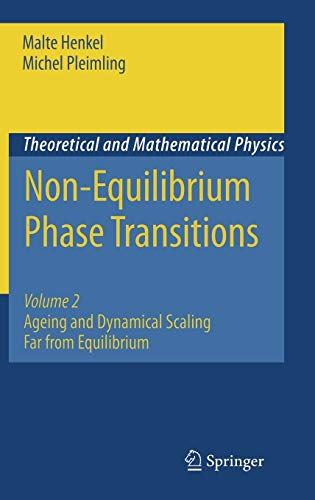 9789048128686: Non-Equilibrium Phase Transitions: Volume 2: Ageing and Dynamical Scaling Far from Equilibrium (Theoretical and Mathematical Physics)
