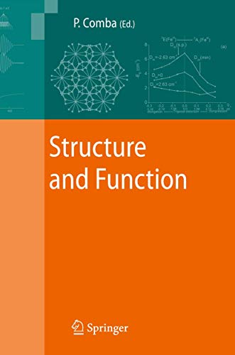 9789048128877: Structure and Function