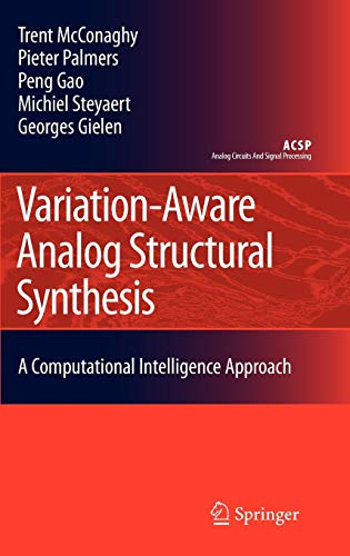 Variation-Aware Analog Structural Synthesis: Trent McConaghy