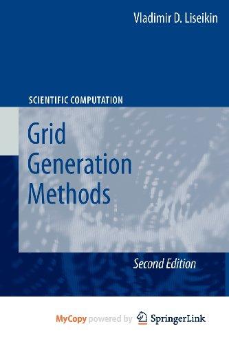 9789048129133: Grid Generation Methods