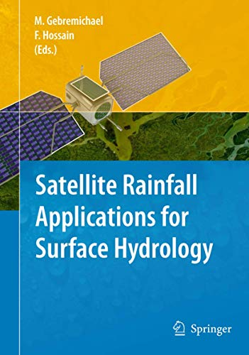 9789048129140: Satellite Rainfall Applications for Surface Hydrology