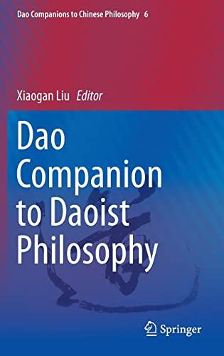 Dao Companion to Daoist Philosophy: Xiaogan Liu