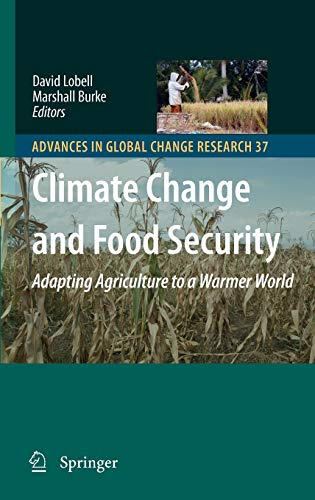 9789048129515: Climate Change and Food Security: Adapting Agriculture to a Warmer World (Advances in Global Change Research)
