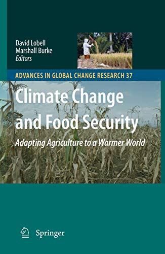 9789048129522: Climate Change and Food Security: Adapting Agriculture to a Warmer World (Advances in Global Change Research)