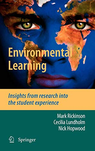 9789048129553: Environmental Learning: Insights from research into the student experience