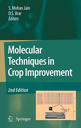Molecular Techniques in Crop Improvement: S. Mohan Jain
