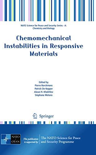 Chemomechanical Instabilities in Responsive Materials: Pierre Borckmans