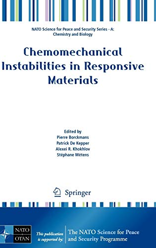 Chemomechanical Instabilities in Responsive Materials: Pierre Borckmans