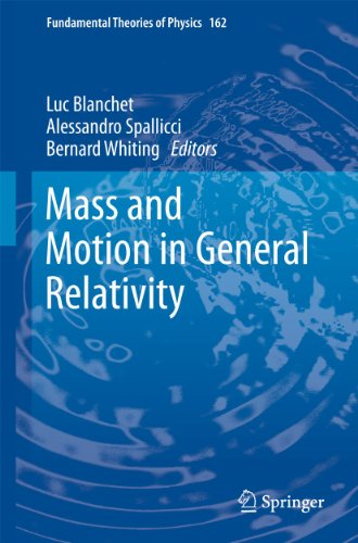 9789048130146: Mass and Motion in General Relativity