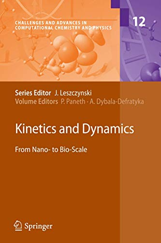 Kinetics and Dynamics (Hardback)