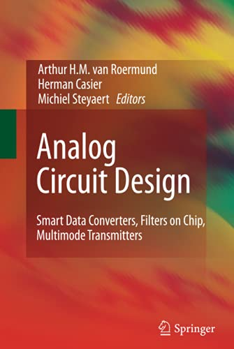 9789048130825: Analog Circuit Design: Smart Data Converters, Filters on Chip, Multimode Transmitters