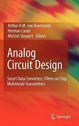 9789048130825: Analog Circuit Design: Smart Data Converters, Filters on Chip, Multimode Transmitters
