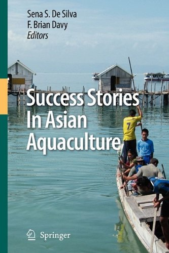 9789048130863: Success Stories in Asian Aquaculture
