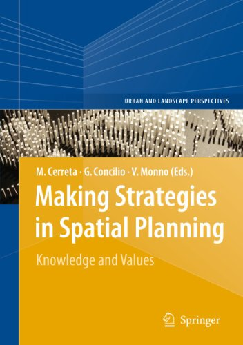 9789048131051: Making Strategies in Spatial Planning: Knowledge and Values (Urban and Landscape Perspectives)
