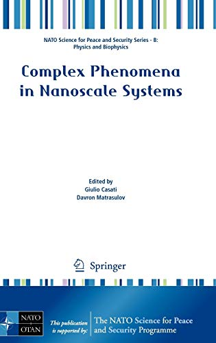 Complex Phenomena in Nanoscale Systems: Giulio Casati