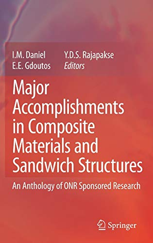 Major Accomplishments in Composite Materials and Sandwich Structures: I. M. Daniel