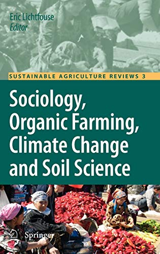 9789048133321: Sociology, Organic Farming, Climate Change and Soil Science (Sustainable Agriculture Reviews)