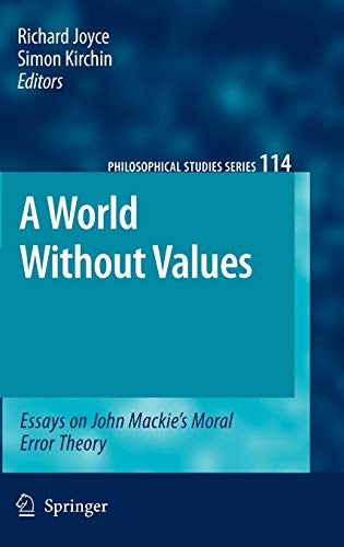 A World Without Values: Richard Joyce