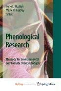 9789048133420: Phenological Research: Methods for Environmental and Climate Change Analysis
