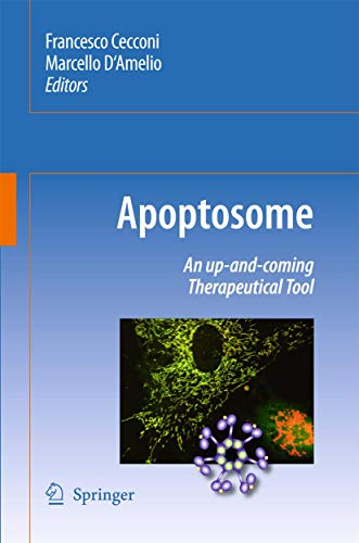 9789048134144: Apoptosome: An up-and-coming therapeutical tool