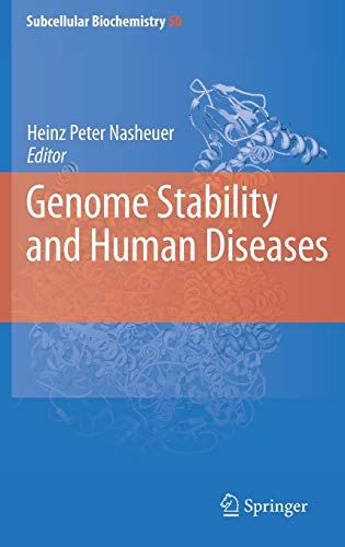 Genome Stability and Human Diseases (Hardback)