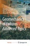9789048135431: Geomechanics of Failures. Advanced Topics