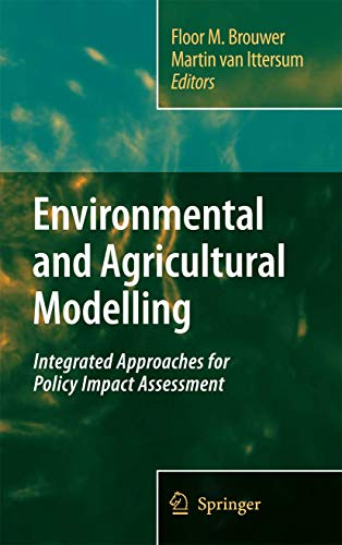 Environmental and Agricultural Modeling:: Floor M. Brouwer