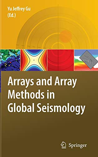 9789048136797: Arrays and Array Methods in Global Seismology