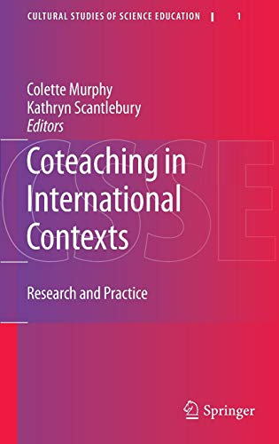 9789048137060: Coteaching in International Contexts: Research and Practice (Cultural Studies of Science Education)