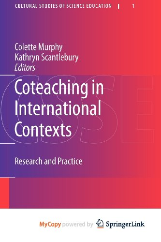 9789048137145: Coteaching in International Contexts: Research and Practice
